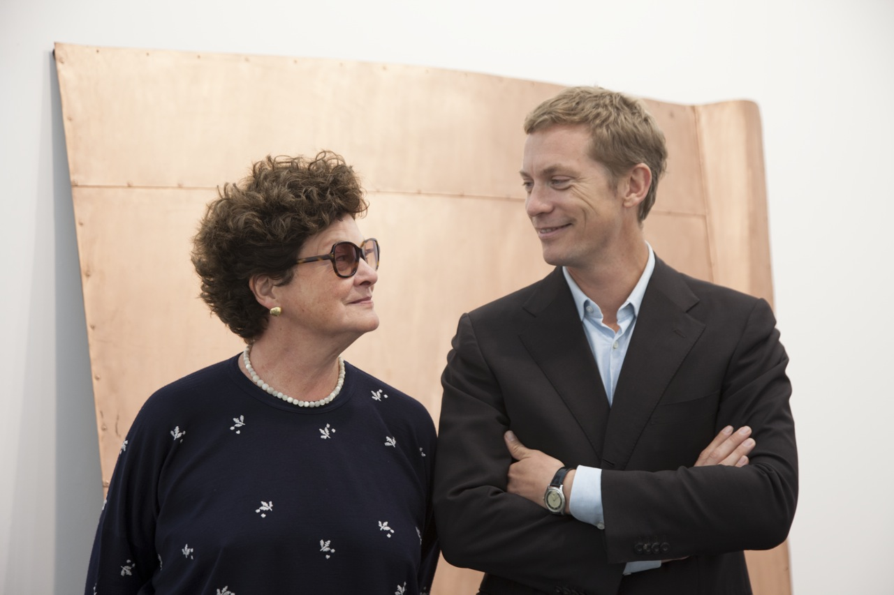 Chantal Crousel & Niklas Svennung