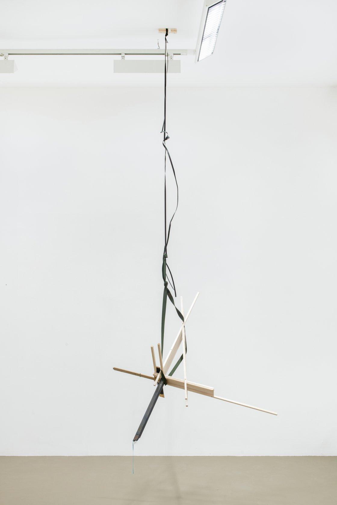 Abraham Cruzvillegas, Untitled Portable Sculpture (La Señora de Las Nueces) 1, 2020-2021