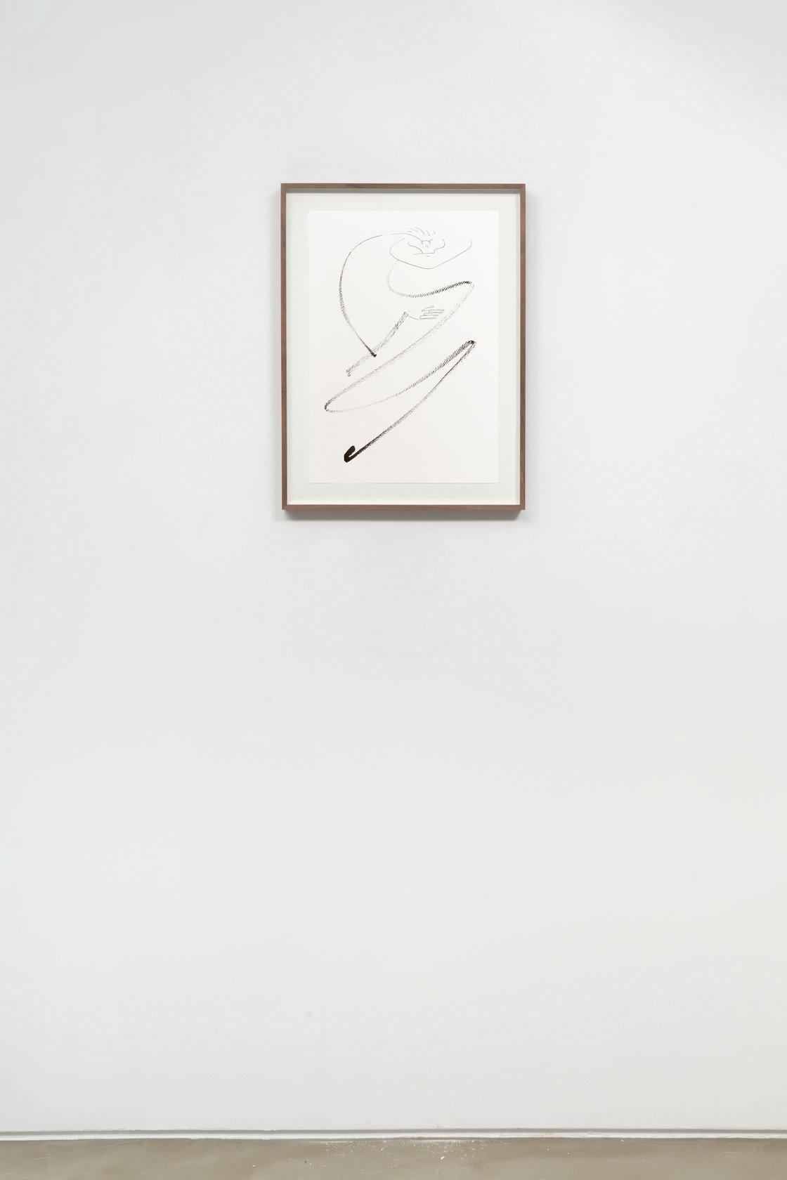 Abraham Cruzvillegas, Autoportrait avec pouce opposable LIV, 2020