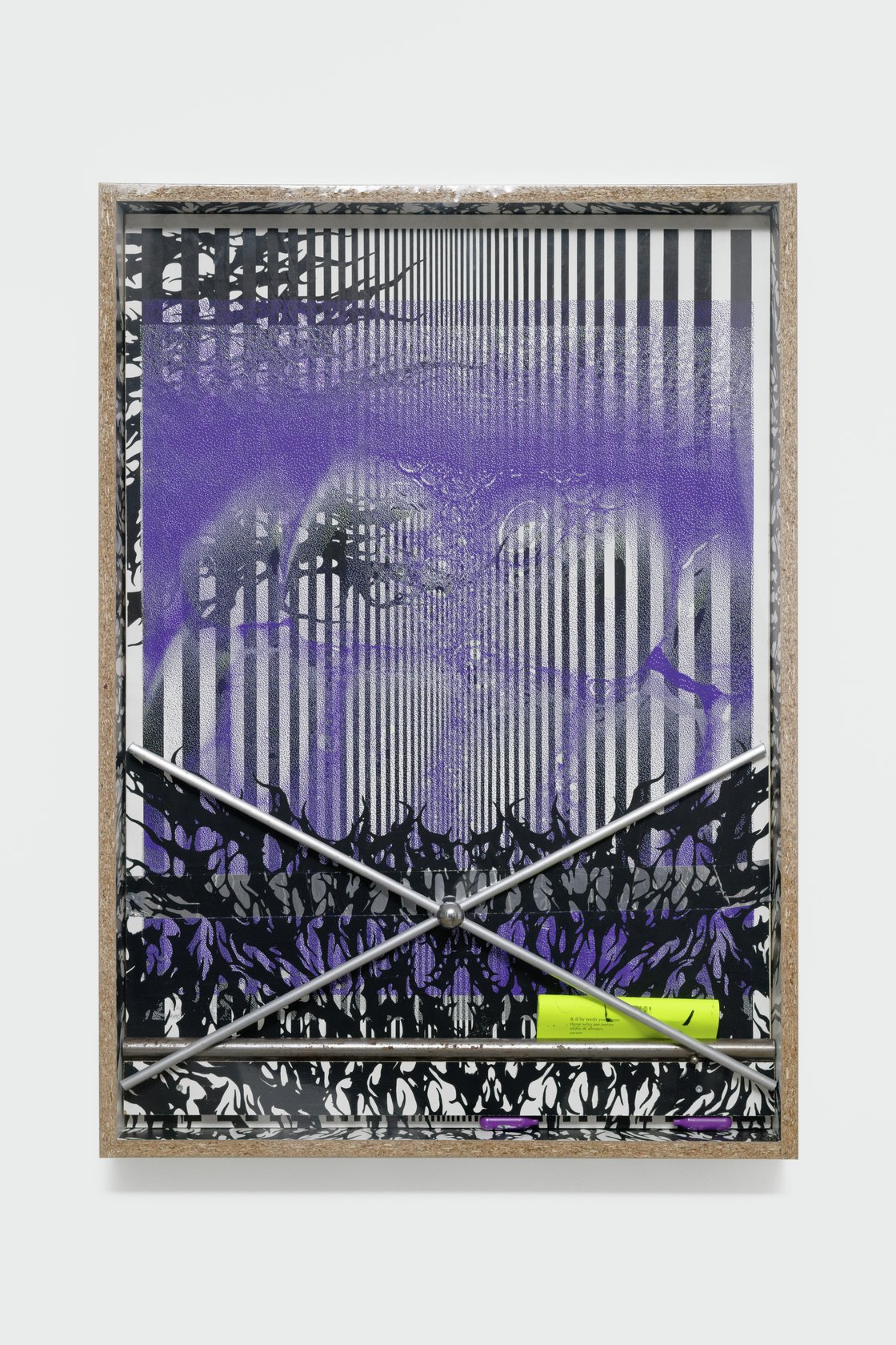 David Douard, untitled Box 4, 2021