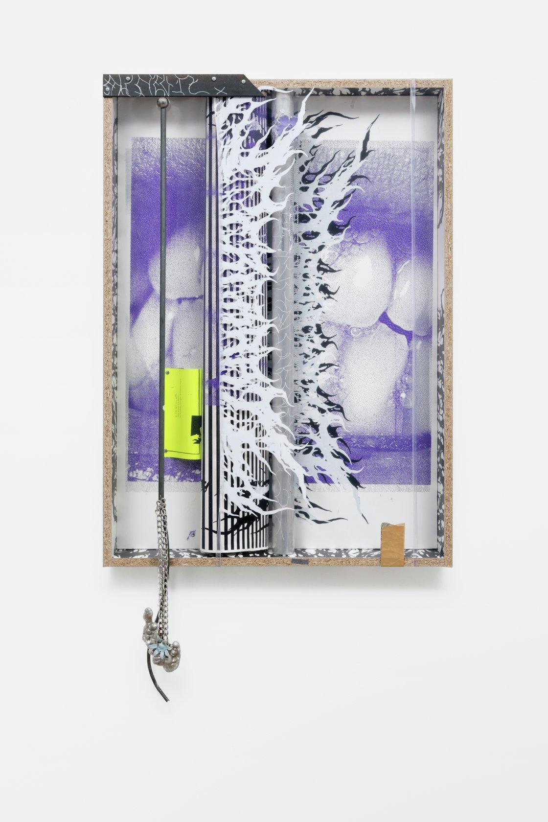 David Douard, untitled Box 5, 2021