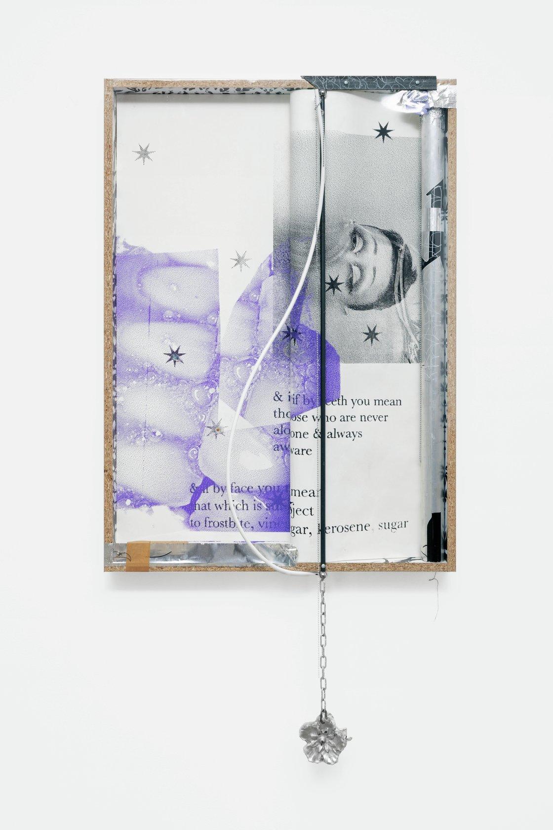 David Douard, untitled Box 6, 2021
