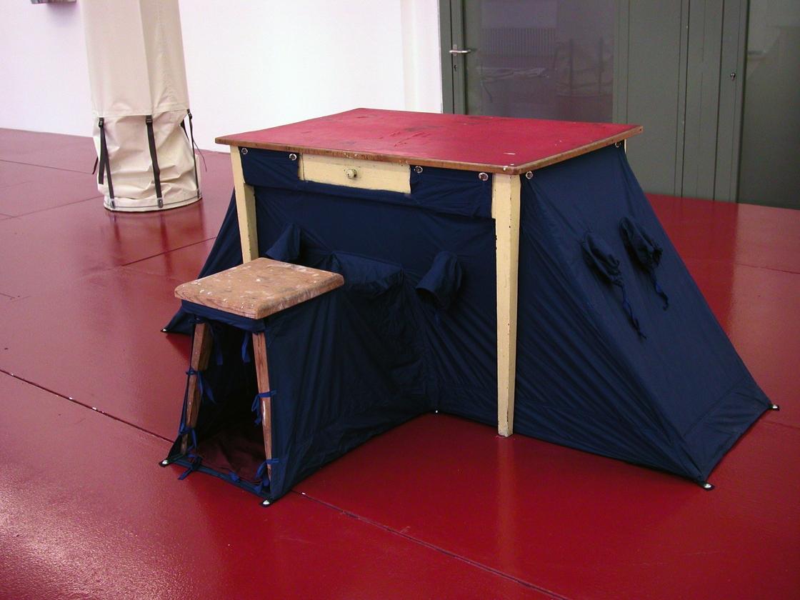 Table-tente