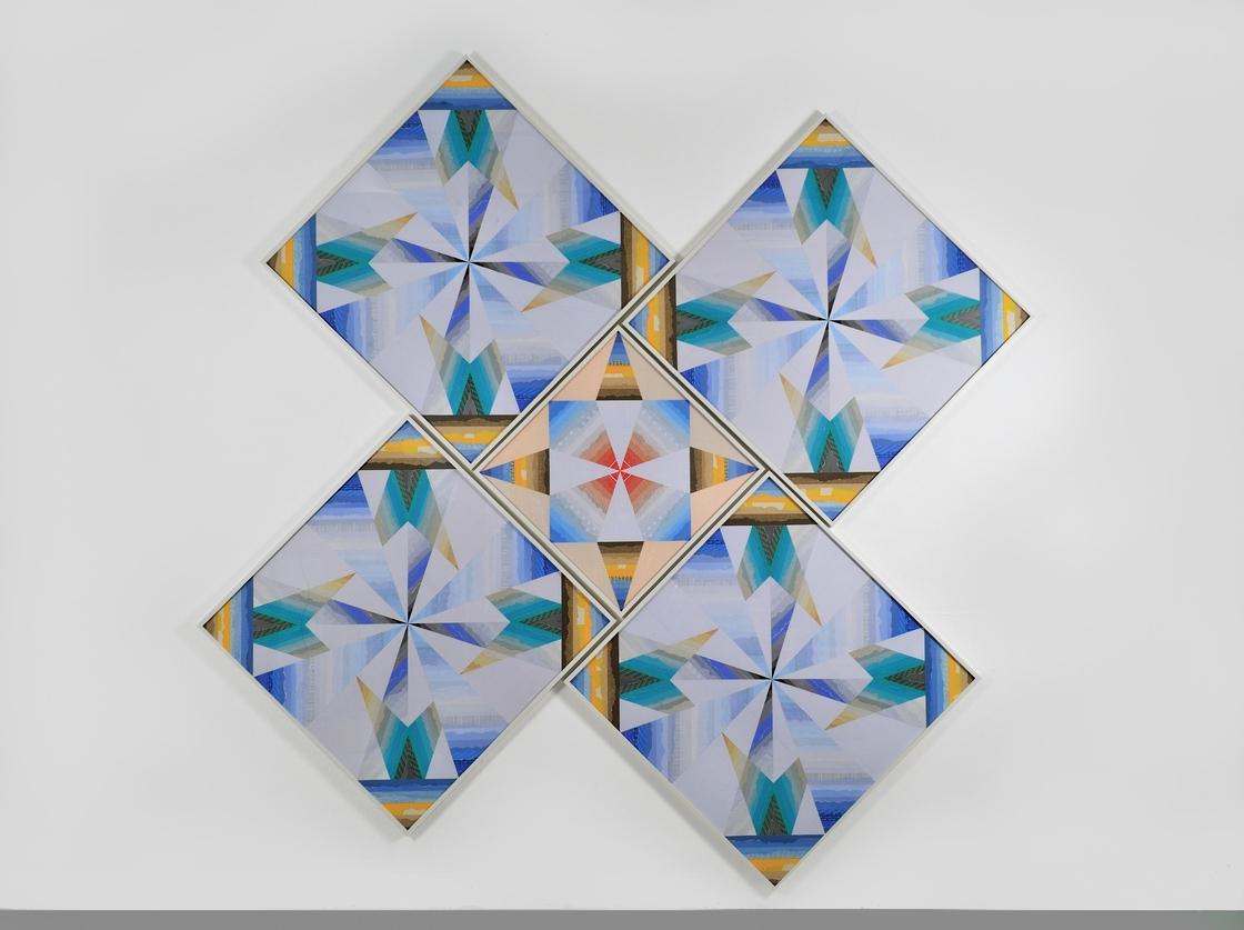 Kaleidoscopic Jewel Glow - Trustworthy #193