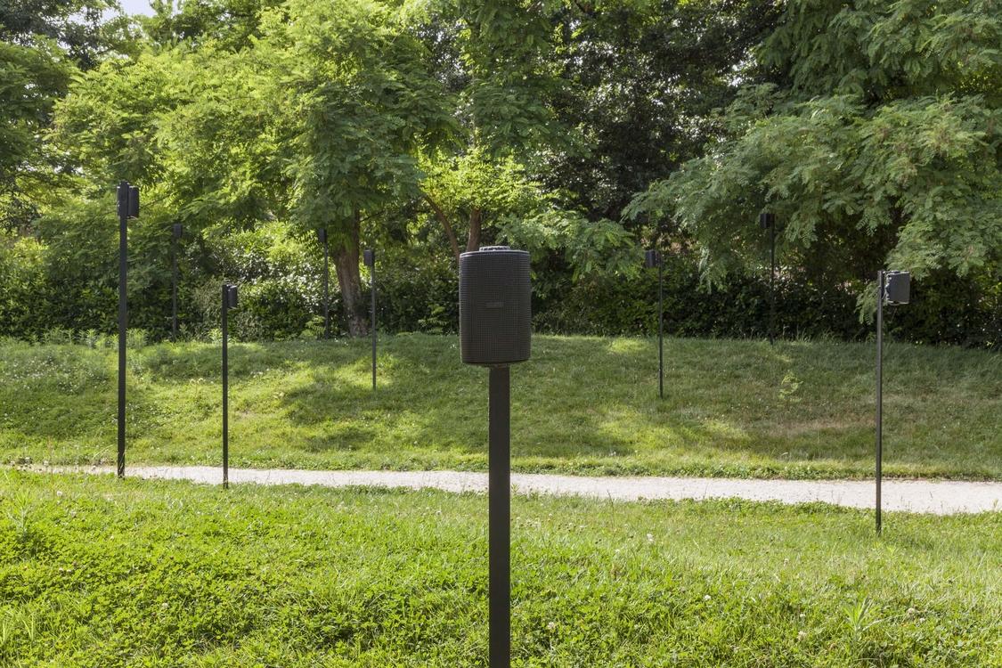 Composition for a Public Park