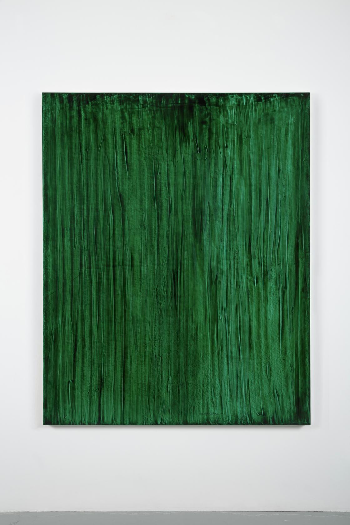 """Monochrome - échantillon  - série 2 """"à la française"""" (vert)"""