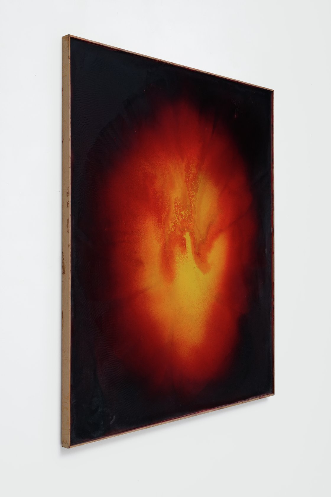 José María Sicilia, La Luz que se apaga, 2003