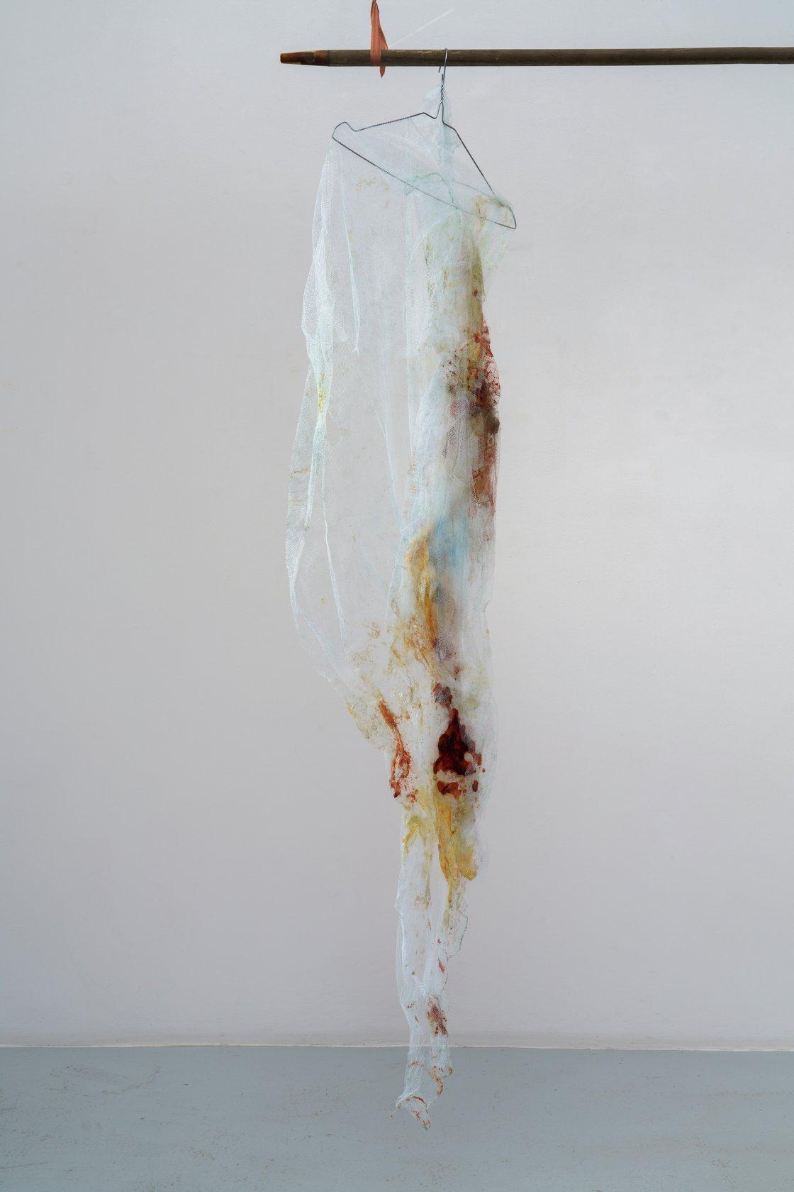 Mimosa Echard, Love moustiquaire, 2019