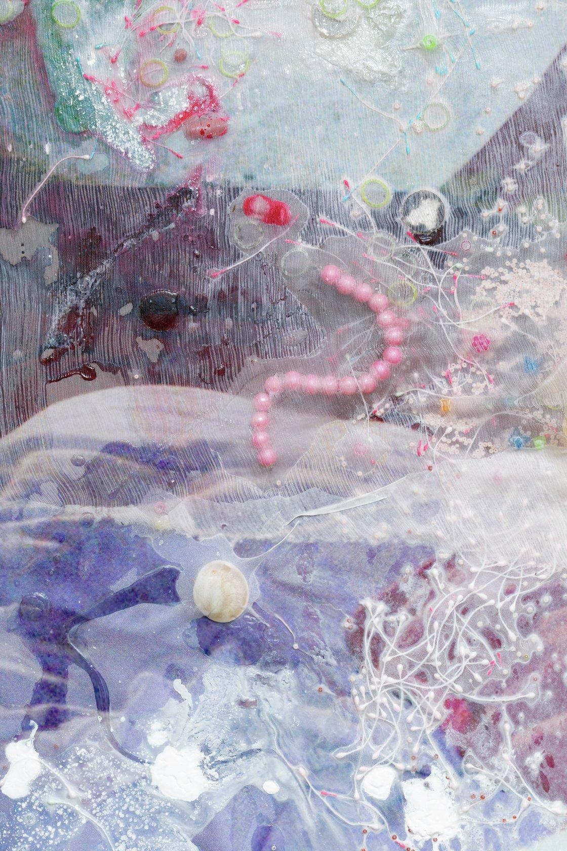Mimosa Echard, Numbs (Egg), 2021