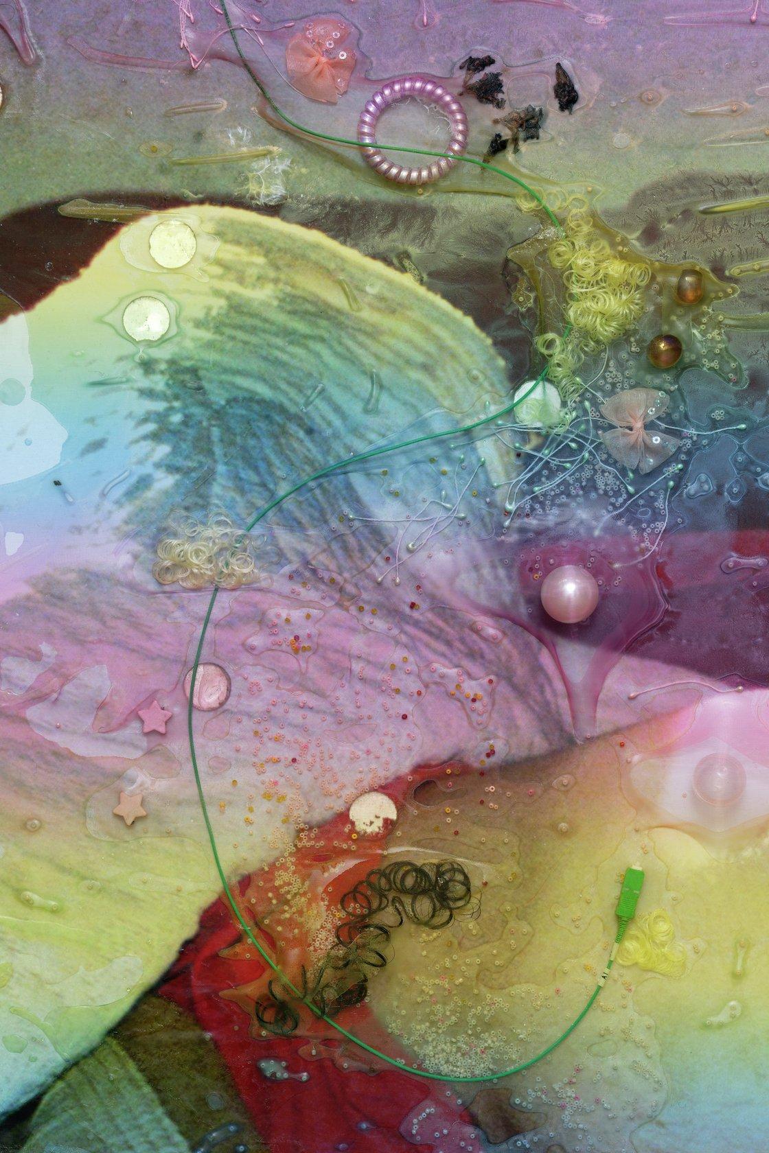 Mimosa Echard, Numbs (Narcisse), 2021