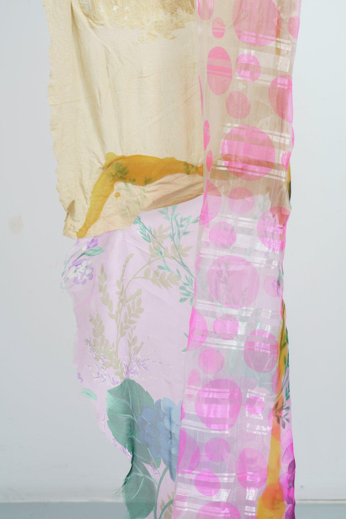 Mimosa Echard, LUCA Robe, 2019