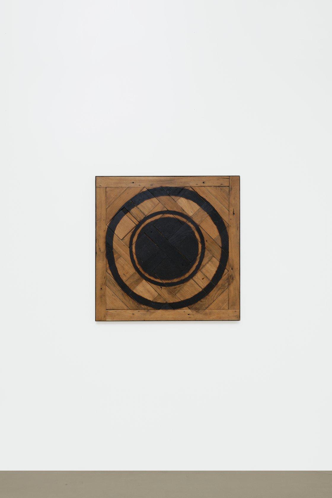 Oscar Tuazon, Eclipse, 2021