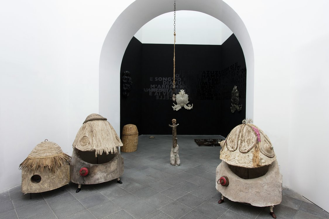 Pompei @ Madre. Materia Archeologica