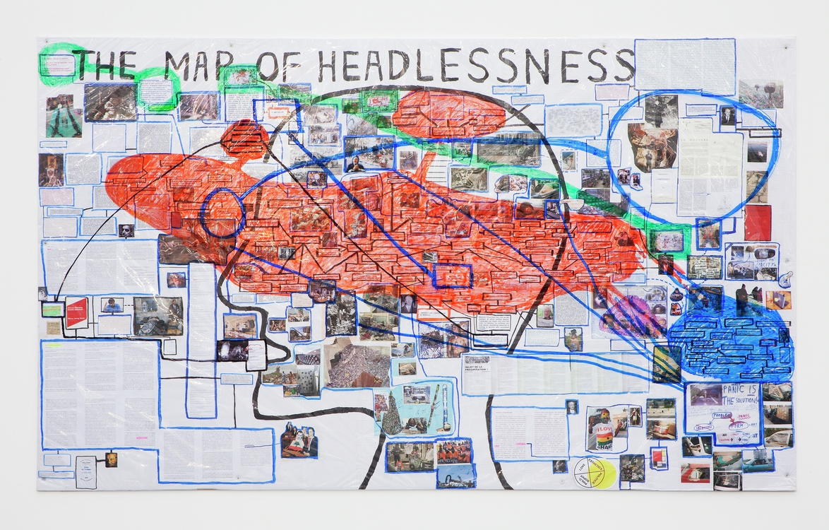 The Map of Headlessness
