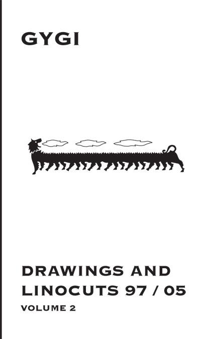 Drawings and Linocuts 97/05 Volume II