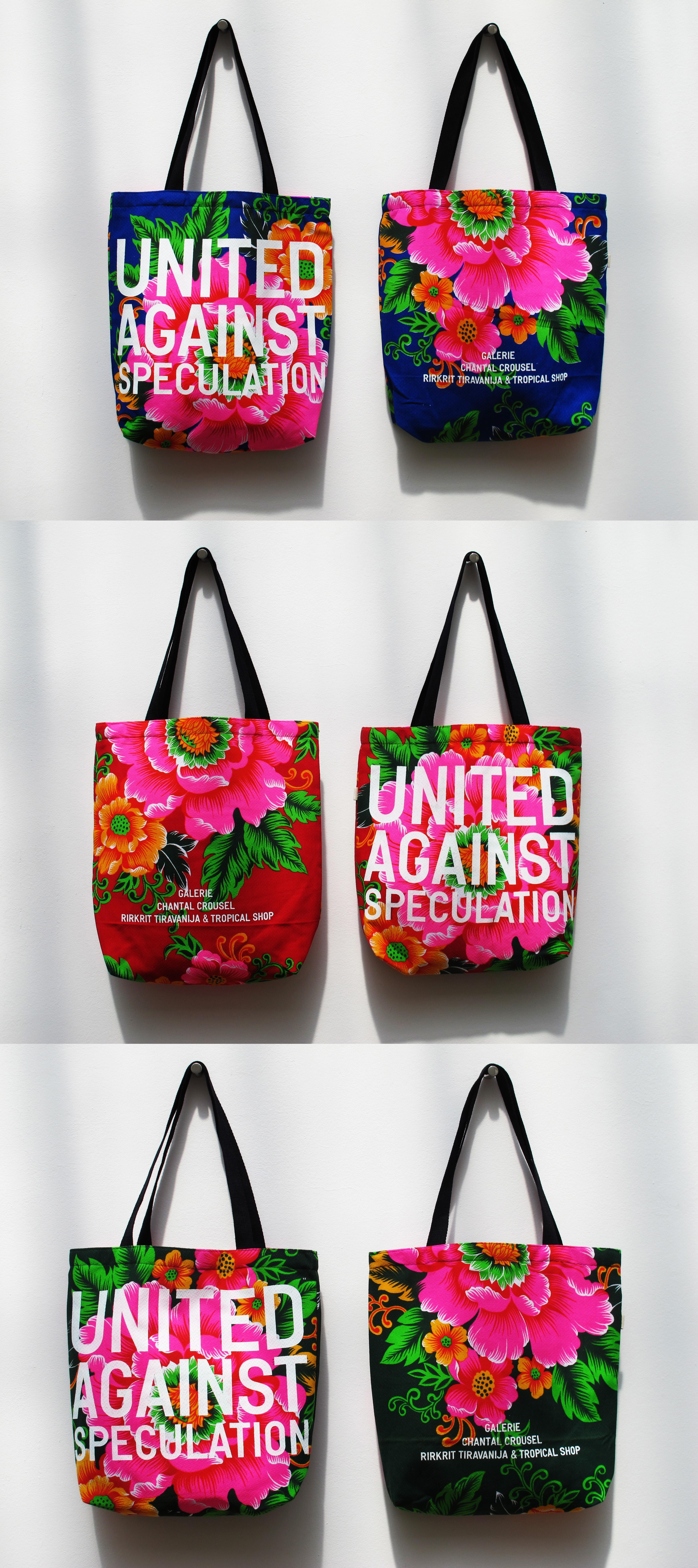 - United Against Speculation -