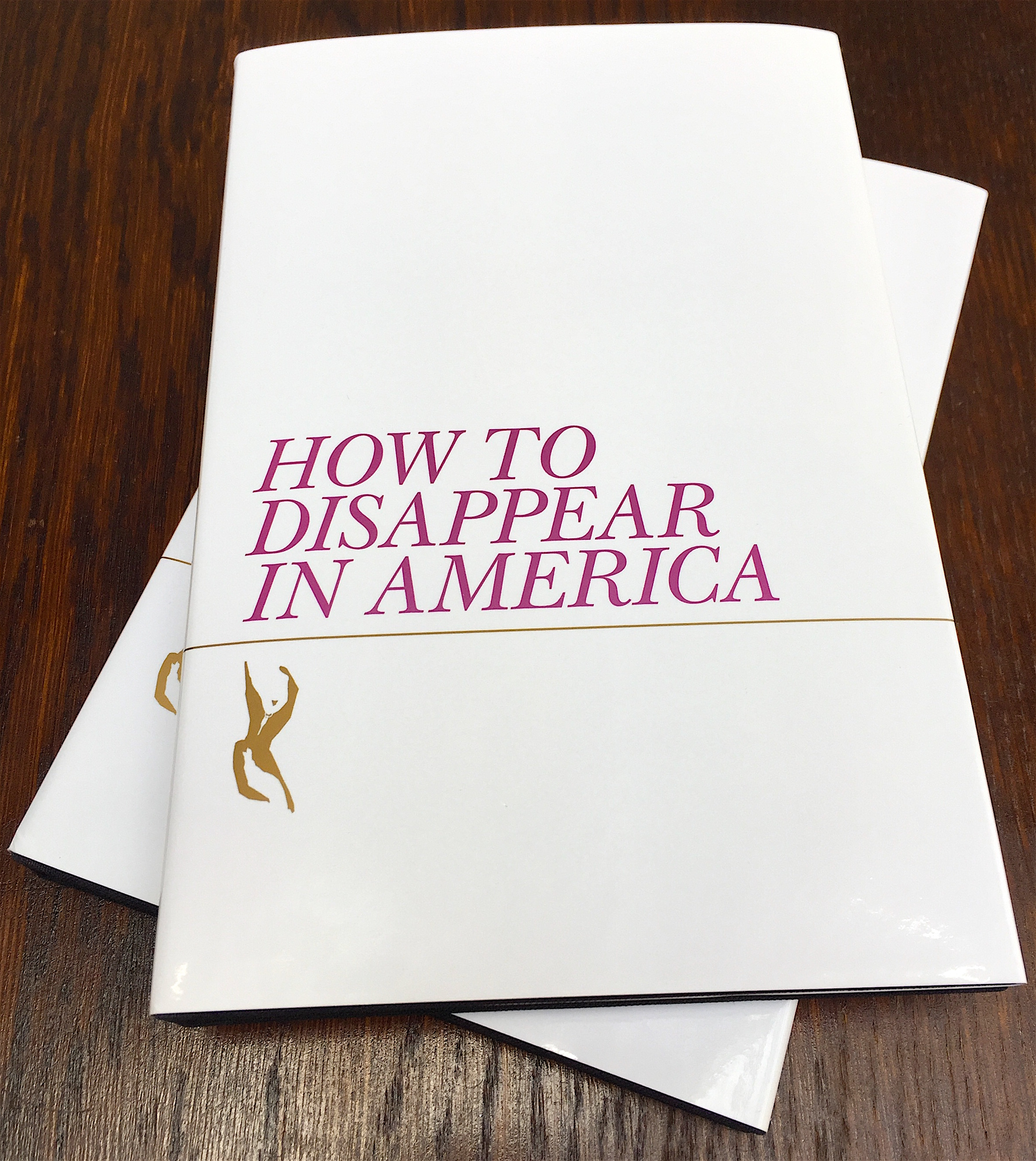 How to Disappear in America (White Jacket)
