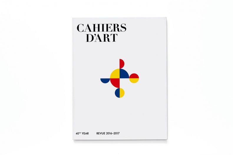 Cahiers d'Art revue 2016-2017