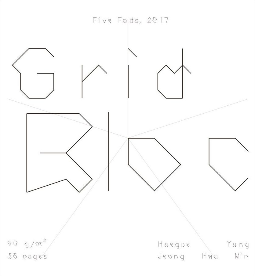 Grid Bloc Square - Five Folds