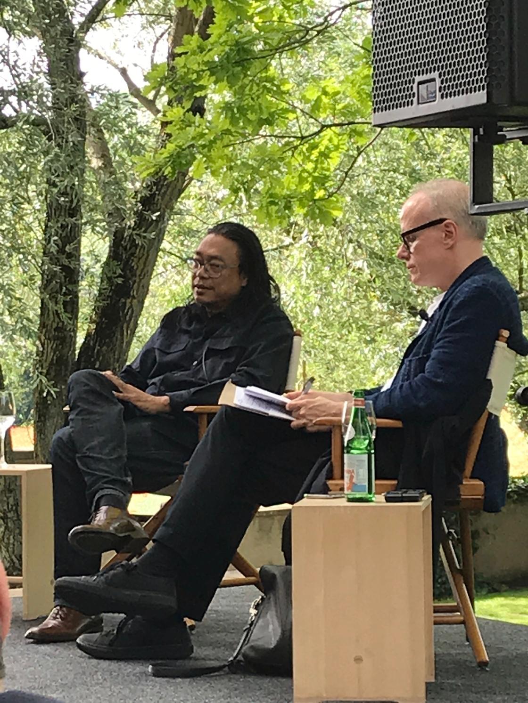 Conversation avec Hans Ulrich Obrist