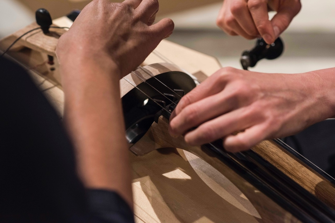 Mirror Reverse et THE GROUND Sessions