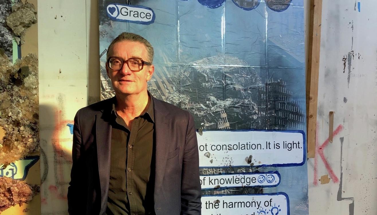 ANNULÉ — Conversation avec Laurent Jeanpierre