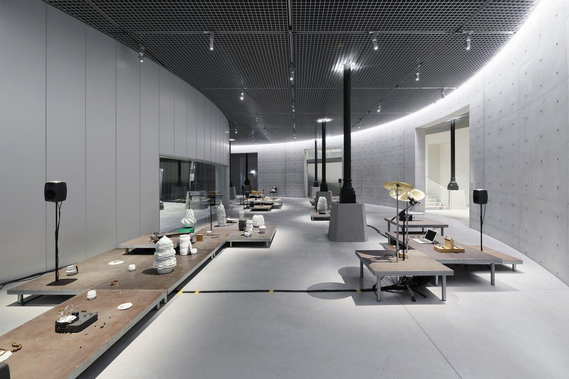 THE GROUND, Bourse du Commerce — Pinault Collection, Paris, 2021