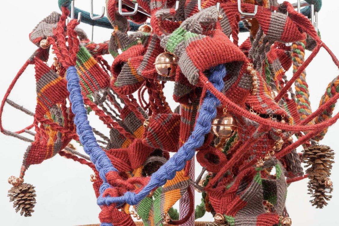 Haegue Yang, Shun, Paris Asian Art Fair, Paris